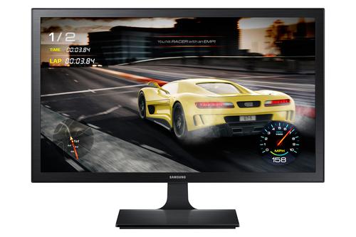 Samsung S27E330H 27Zoll Full HD TN Schwarz Computerbildschirm (Schwarz)