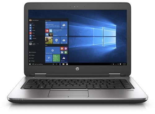 HP ProBook 645 G2 Notebook-PC (ENERGY STAR) (Silber)