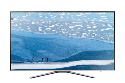 Samsung UE65KU6409 65Zoll 4K Ultra HD Smart-TV WLAN Schwarz, Metallisch (Schwarz, Metallisch)