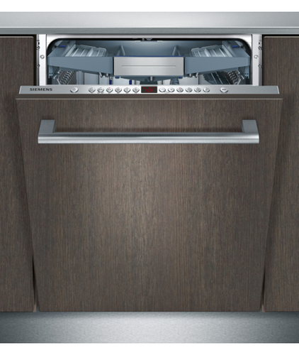 Siemens SN66P097EU Vollständig integrierbar 14Stellen A++ Edelstahl, Holz Spülmaschine (Edelstahl, Holz)