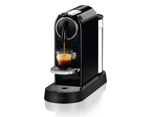 DeLonghi Citiz EN 167.B Pad-Kaffeemaschine 1l Schwarz (Schwarz)