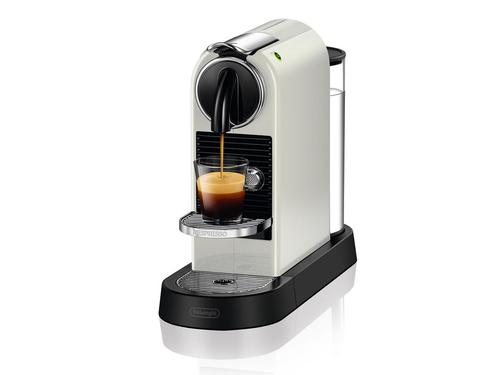 DeLonghi Citiz EN 167.W Pad-Kaffeemaschine 1l Weiß (Weiß)
