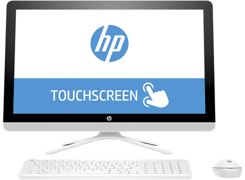 HP All-in-One – 24-g010ng (Touch) (ENERGY STAR) (Weiß)