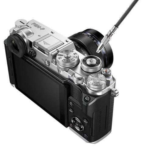 Hahnel 1000 729.0 Kamerakabel (Schwarz)
