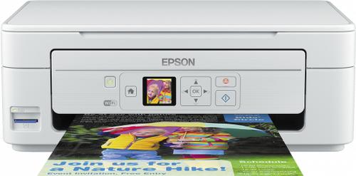 Epson Expression Home XP-345 Tintenstrahl A4 WLAN Weiß (Weiß)