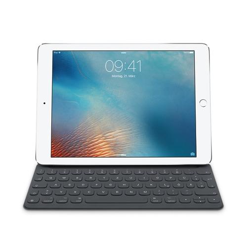 Apple MNKR2D/A Tastatur für Mobilgeräte (Schwarz)