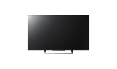Sony KD-49XD8077 49Zoll 4K Ultra HD WLAN Schwarz, Silber LED-Fernseher (Schwarz, Silber)