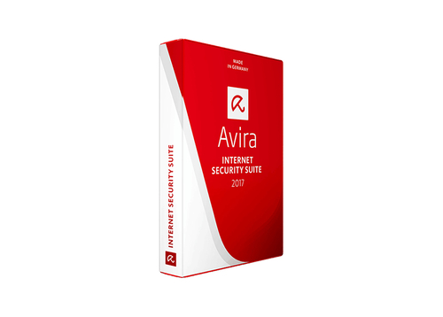 Avira Internet Security Suite 2017 Full license 2Benutzer 1Jahr(e) Deutsch