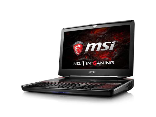 MSI Gaming GT83VR-6RE32SR451 (Titan SLI) 2.7GHz i7-6820HK 18.4Zoll 1920 x 1080Pixel Schwarz (Schwarz)
