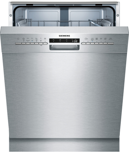 Siemens SN436S01GE Integrierbar 12Stellen A++ Edelstahl Spülmaschine (Edelstahl)