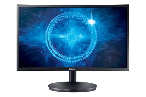 Samsung C24FG70FQU 23.5Zoll Full HD VA Schwarz Computerbildschirm (Schwarz)