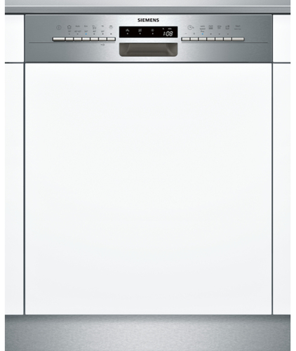 Siemens SN536S01GE Vollständig integrierbar 12Stellen A++ Edelstahl Spülmaschine (Edelstahl)
