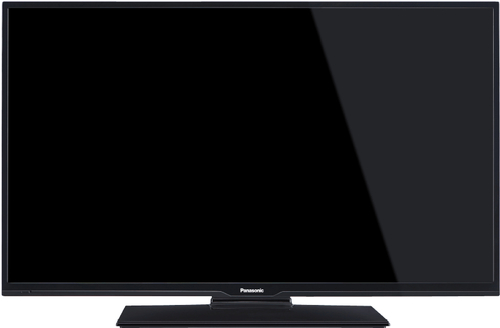 Panasonic VIERA TX-24DW334 32Zoll HD Schwarz LED-Fernseher (Schwarz)