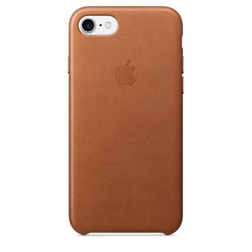 Apple MMY22ZM/A 4.7Zoll Skin Braun Handy-Schutzhülle (Braun)