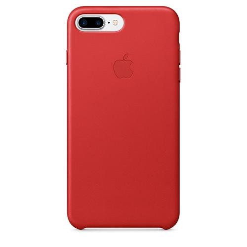 Apple MMYK2ZM/A 5.5Zoll Skin Rot Handy-Schutzhülle (Rot)