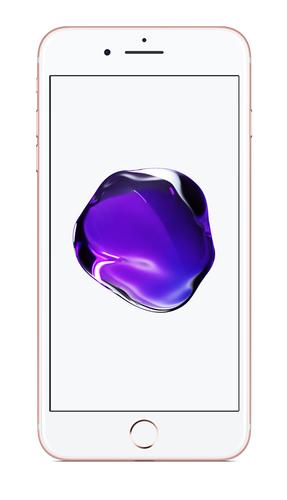 Apple iPhone 7 Plus 128GB 4G Rosa-Goldfarben (Rosa-Goldfarben)