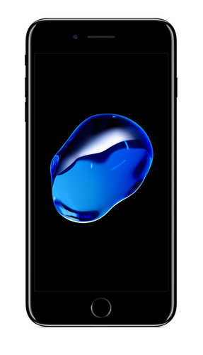Apple iPhone 7 Plus 128GB 4G Schwarz (Schwarz)