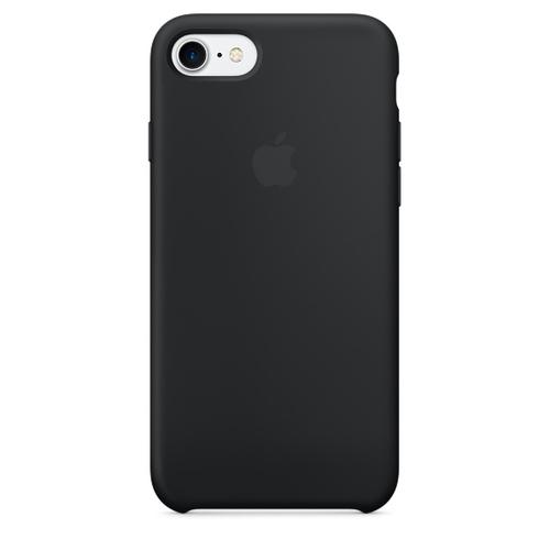 Apple MMW82ZM/A 4.7Zoll Skin Schwarz Handy-Schutzhülle (Schwarz)