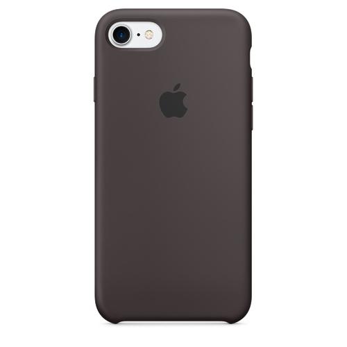 Apple MMX22ZM/A 4.7Zoll Skin Braun Handy-Schutzhülle (Braun)