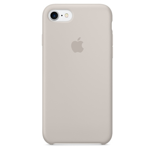 Apple MMWR2ZM/A 4.7Zoll Skin Grau Handy-Schutzhülle (Grau)