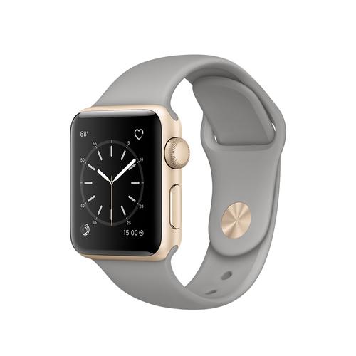 Apple Watch Series 1 OLED 25g Gold (Grau, Gold)