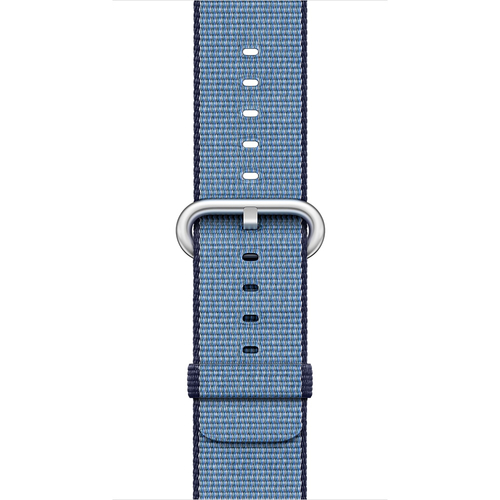 Apple MP222ZM/A Uhrenarmband (Blau, Navy)