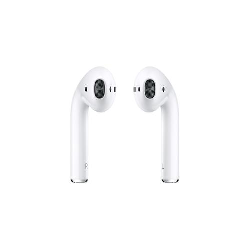 Apple AirPods im Ohr Binaural Weiß (Weiß)