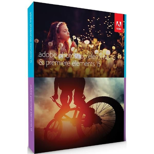 Adobe Photoshop Elements + Premiere Elements 15