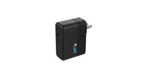 GoPro Supercharger Innenraum Schwarz Ladegerät für Mobilgeräte (Schwarz)