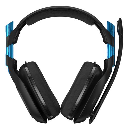 ASTRO Gaming A50 Wireless Binaural Kopfband Schwarz, Blau Headset (Schwarz, Blau)