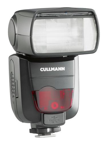 Cullmann CUlight FR 60S Kompaktes Blitzlicht Schwarz (Schwarz)