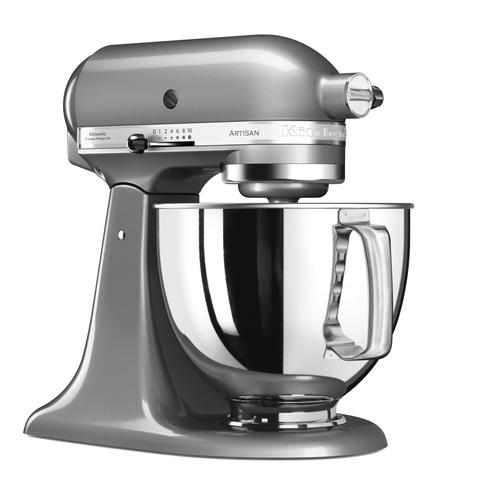 KitchenAid 5KSM125ECU Küchenmaschine (Silber)