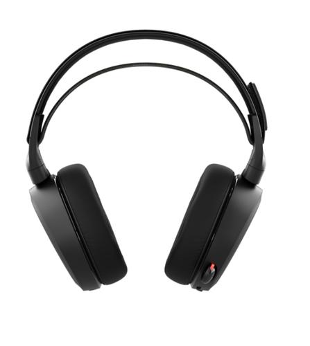 Steelseries Arctis 7 Binaural Kopfband Schwarz Headset (Schwarz)