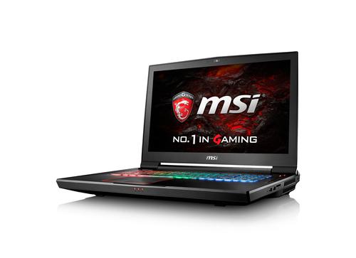 MSI Gaming GT73VR(Titan)-6REAC32SR451 2.7GHz i7-6820HK 17.3Zoll 1920 x 1080Pixel Schwarz (Schwarz)