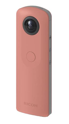 Ricoh THETA SC Handkamerarekorder 14MP CMOS Full HD Pink (Pink)