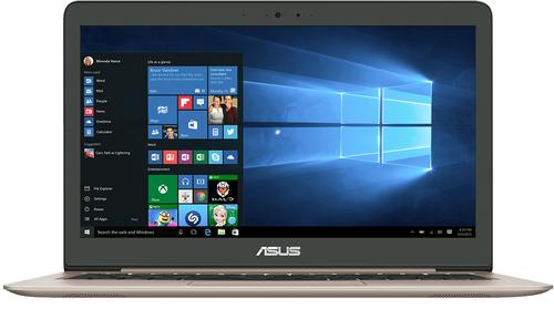 ASUS ZenBook UX310UQ-FC397T 2.70GHz i7-7500U 13.3Zoll 1920 x 1080Pixel Rosa-Goldfarben Notebook (Rosa-Goldfarben)