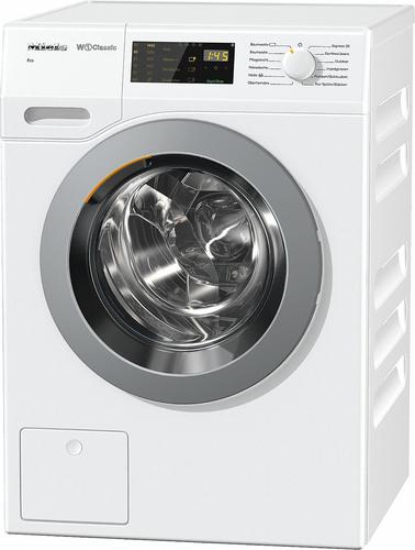 Miele WDB030 WCS Eco Freistehend Frontlader 7kg 1400RPM A+++ Weiß (Weiß)