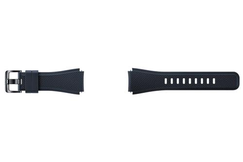 Samsung Armband ET-YSU76 für Gear S3 (Schwarz)