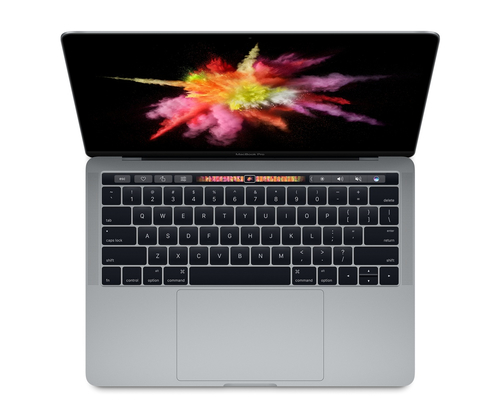 Apple MacBook Pro (Grau)