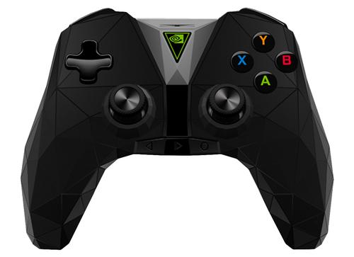 Nvidia 945-12920-2500-000 Gamepad Schwarz Spiele-Controller (Schwarz)