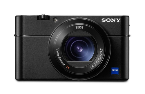 Sony Cyber-shot RX100 V 20.1MP 1Zoll CMOS 5472 x 3648Pixel Schwarz (Schwarz)