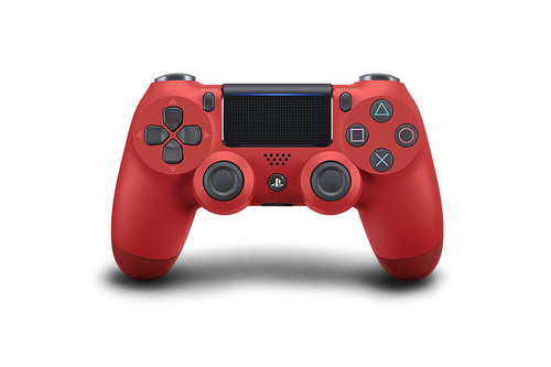 Sony DualShock 4 Gamepad PlayStation 4 Rot (Rot)