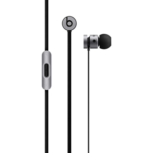 Beats by Dr. Dre urBeats im Ohr Binaural Verkabelt Schwarz, Grau Mobiles Headset (Schwarz, Grau)