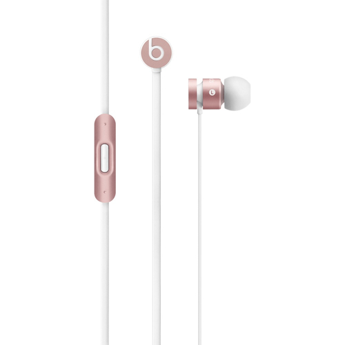 Beats by Dr. Dre urBeats im Ohr Binaural Verkabelt Rosa-Goldfarben Mobiles Headset (Rosa-Goldfarben)