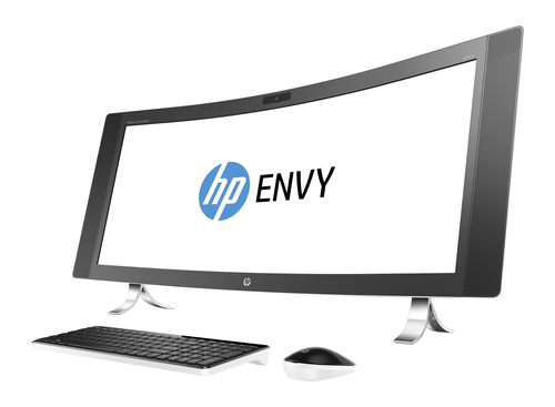 HP ENVY Curved All-in-One - 34-b000ng (Weiß)