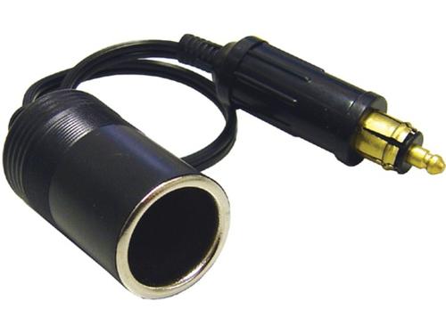 AIV 530324 Auto Schwarz Netzteil & Spannungsumwandler (Schwarz)