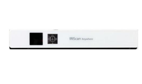 I.R.I.S. IRIScan Anywhere 5 ADF A4 Weiß (Weiß)
