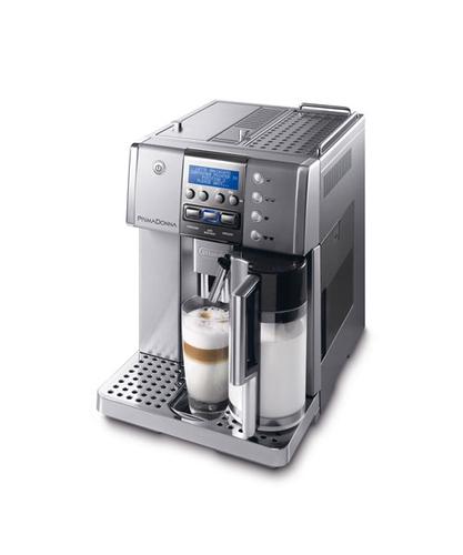 DeLonghi ESAM6620 Kaffeemaschine (Edelstahl)