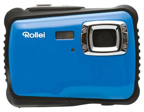 Rollei Sportsline 64 Kompaktkamera 12MP CMOS 4000 x 3000Pixel Blau (Blau)