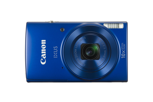 Canon Digital IXUS 190 20MP 1/2.3Zoll CCD 5152 x 3864Pixel Blau (Blau)